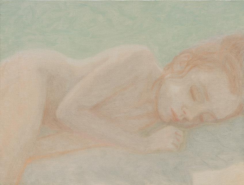 Juan Fernández Álava. Durmiendo al sol