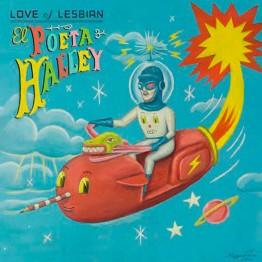 Sergio Mora ilustra El Poeta Halley, de Love of lesbian
