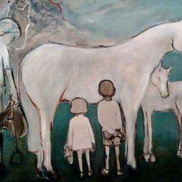 Epistolario (antes secreto) con la pintora Breza Cecchini