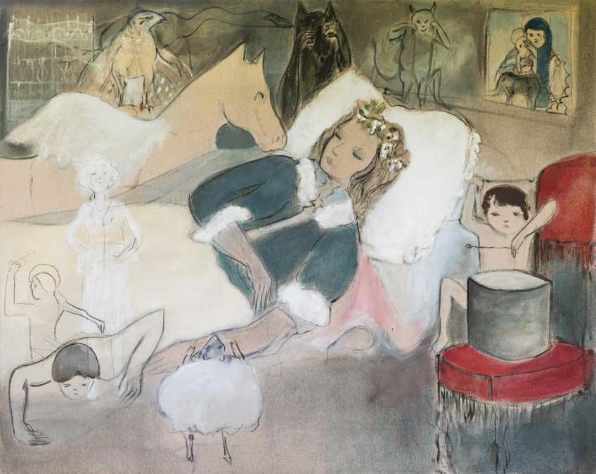 Breza Cecchini. Sueño, 2017