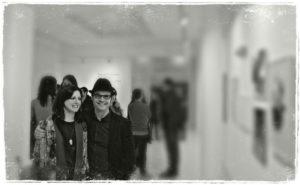 """En la exposición """"22 años de la Sala Juana Francés. Una retrospectiva"""", comisariada por Paula Gonzalo Les (2013)"""