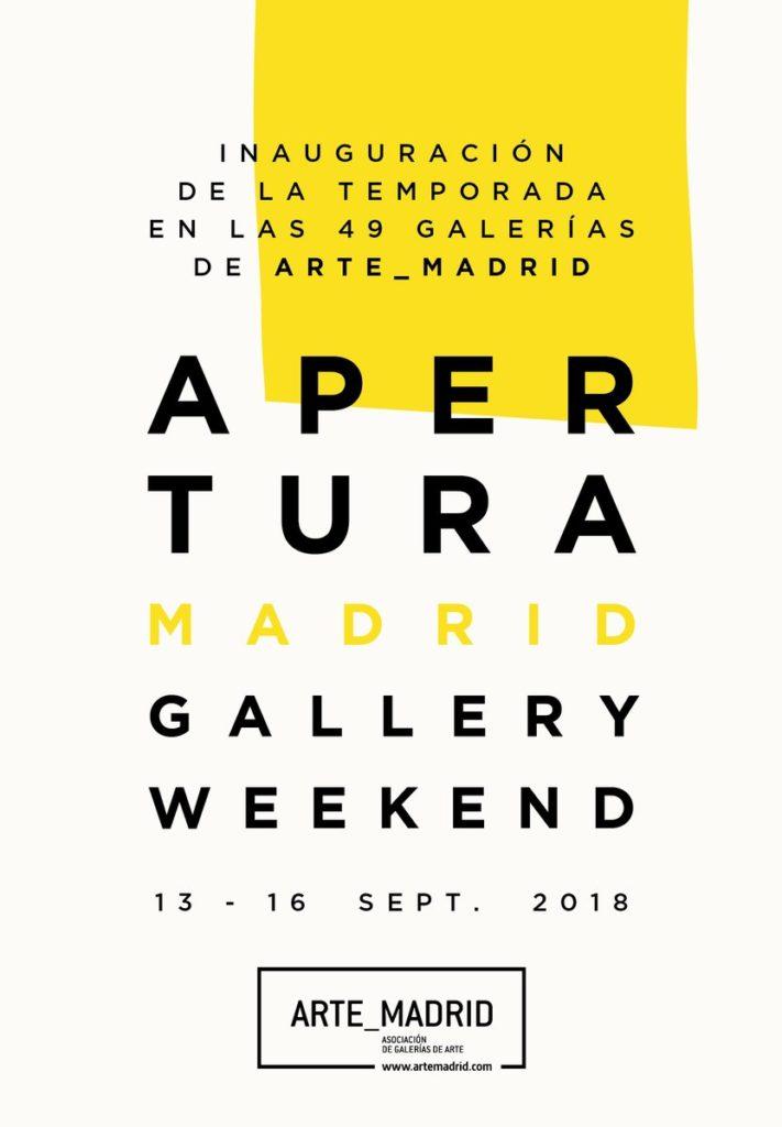 ARCO Gallery Walks. APERTURA 2018
