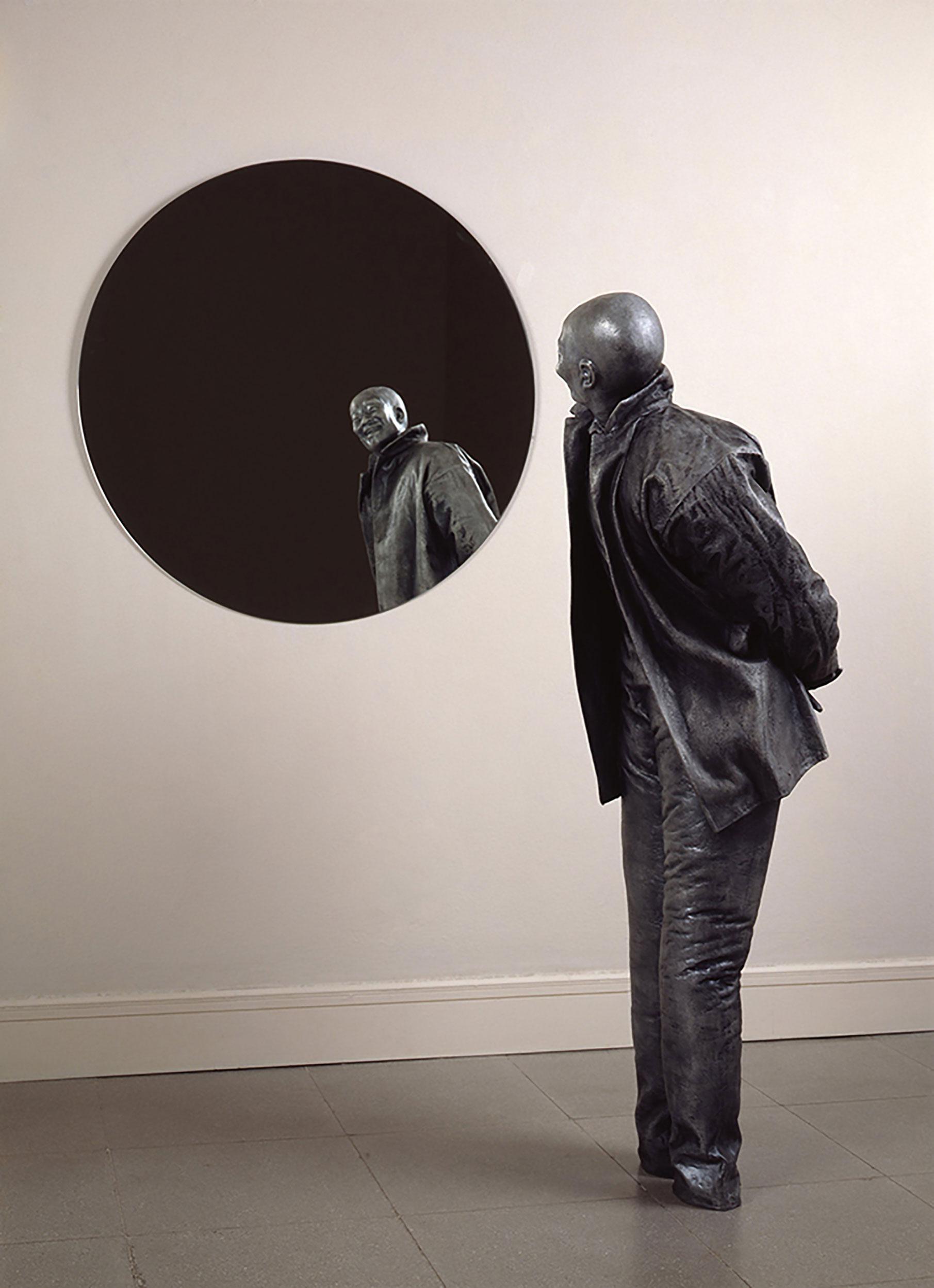 """Reflejo/Reflexión"". Galería Elvira González"