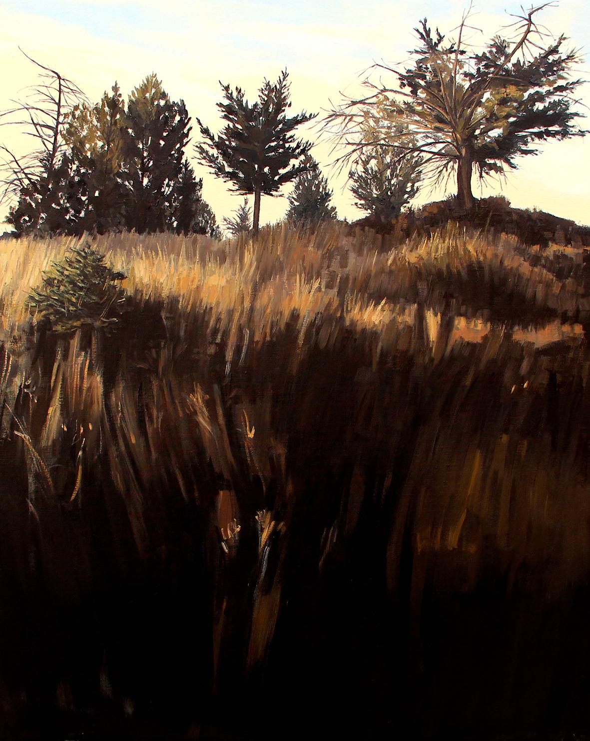"""Alberto Pina. """"La tierra callada"""" en la Galería Utopía Parkway"""