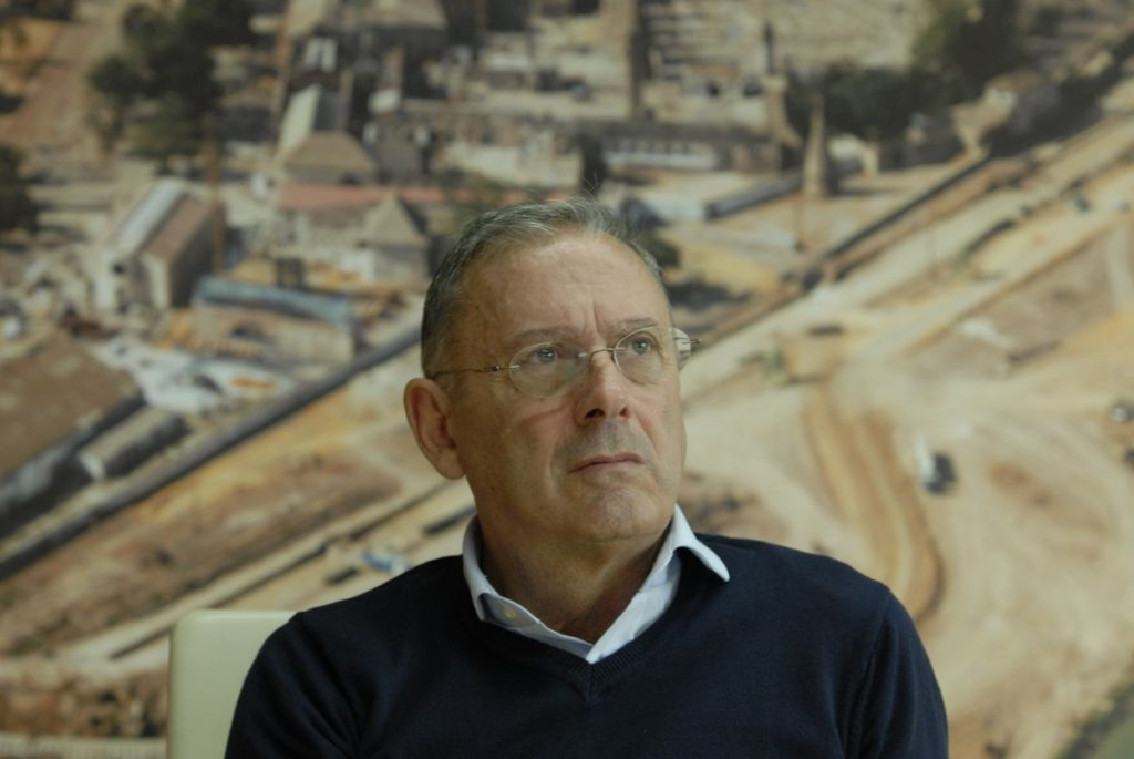 Román Fernández-Baca Casares, director general de Bellas Artes