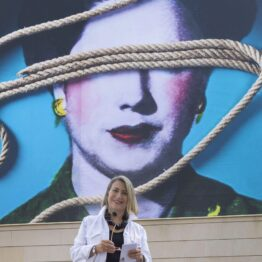 Carmen Calvo, Premio Julio González 2022