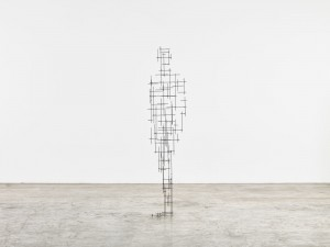 Antony Gormley. Scaffold, 2015