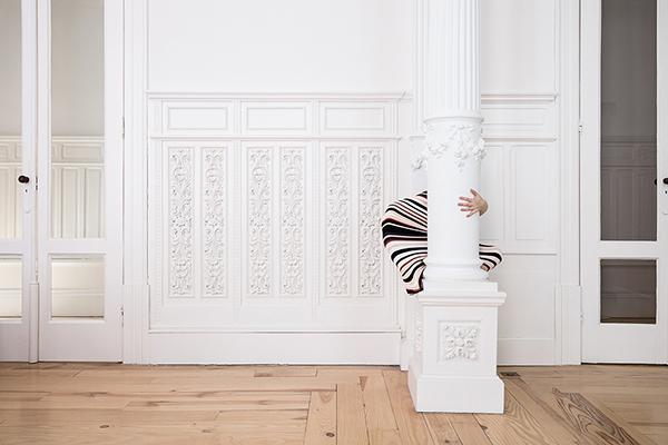 Verónica Vicente. Serie Figuras decorativas