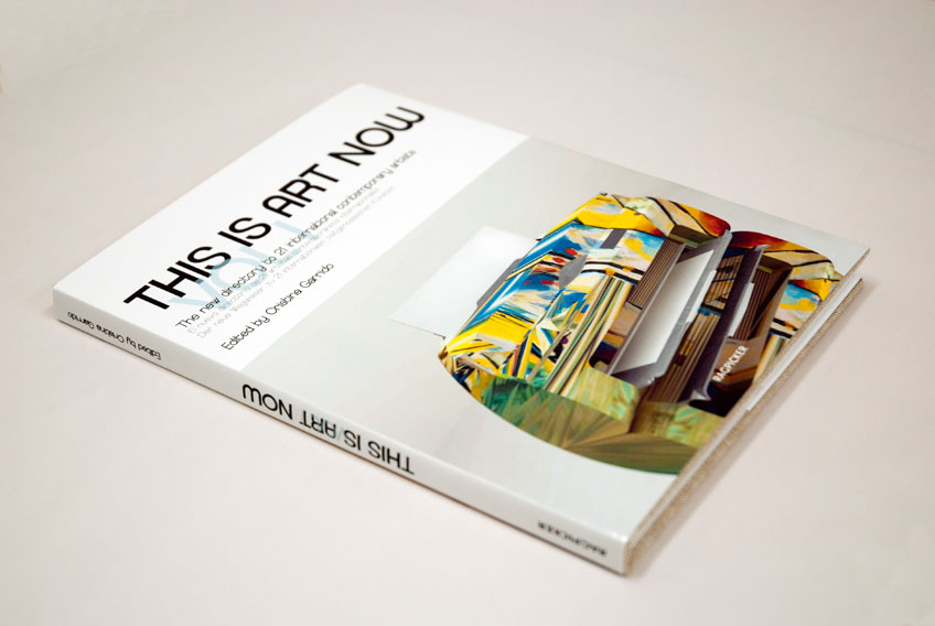 Cristina Garrido. THIS IS ART NOW & ART BOOK: If it´s hot in the art world is in these books, this seminar and this Triennial, 2014