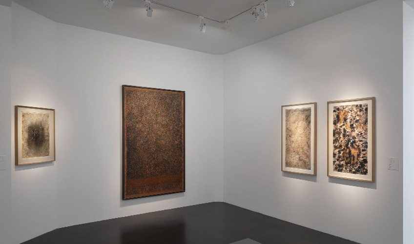 """""""TOBEY or not to be"""". Galerie Jeanne Bucher Jaeger"""