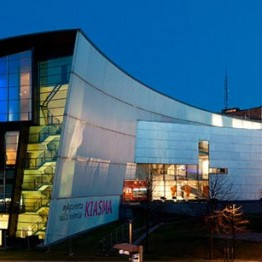 THE MUSEUM OF CONTEMPORARY ART. KIASMA