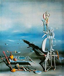 Yves Tanguy. Indefinite Divisibility, 1942