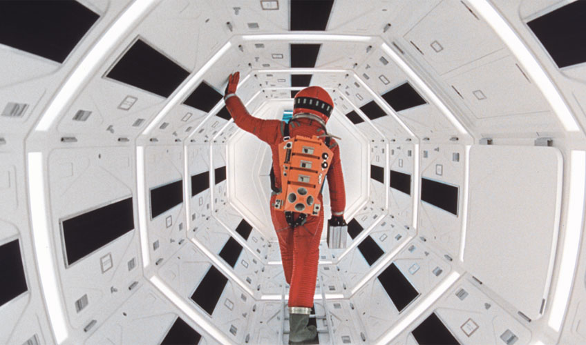 2001: A Space Odyssey. © Warner Bros. Entertainment Inc