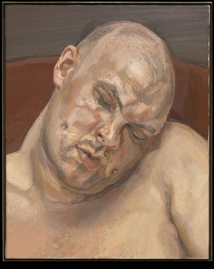 Lucian Freud. Leigh Bowery, 1991. The Lician Freud Archive