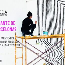 I Residencia para artistas 2021. Espronceda Center for Art & Culture