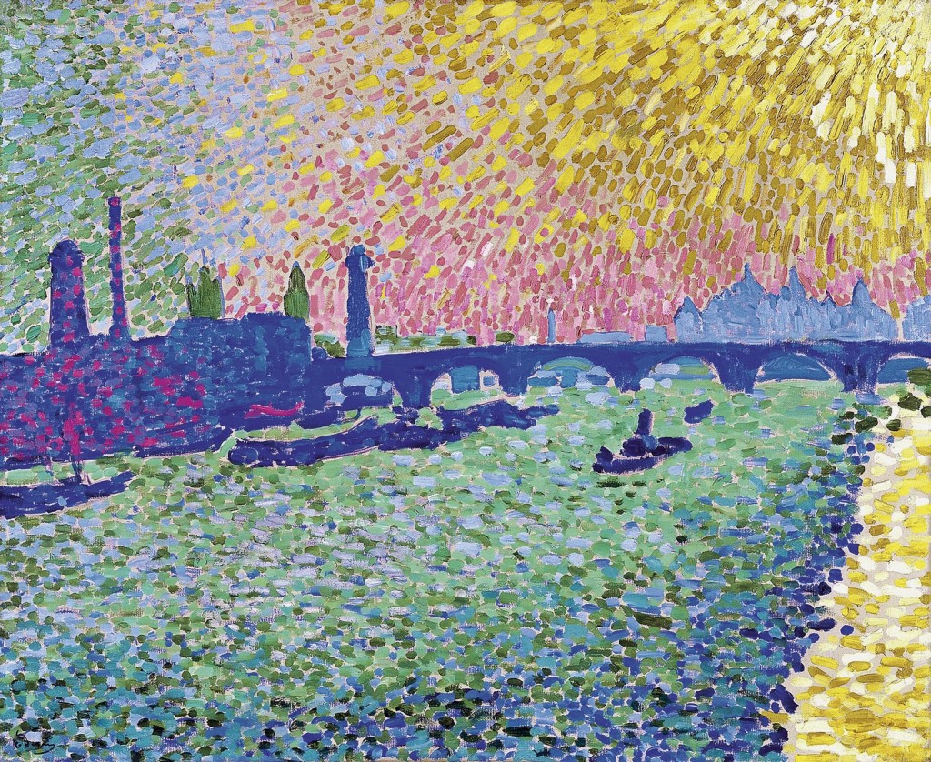 Derain. Puente de Waterloo, 1905