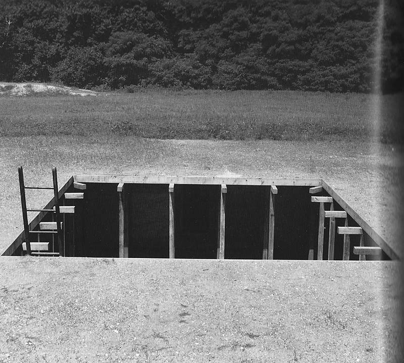 Mary Miss. Perimeters/Pavilions/Decoys, 1977-1978